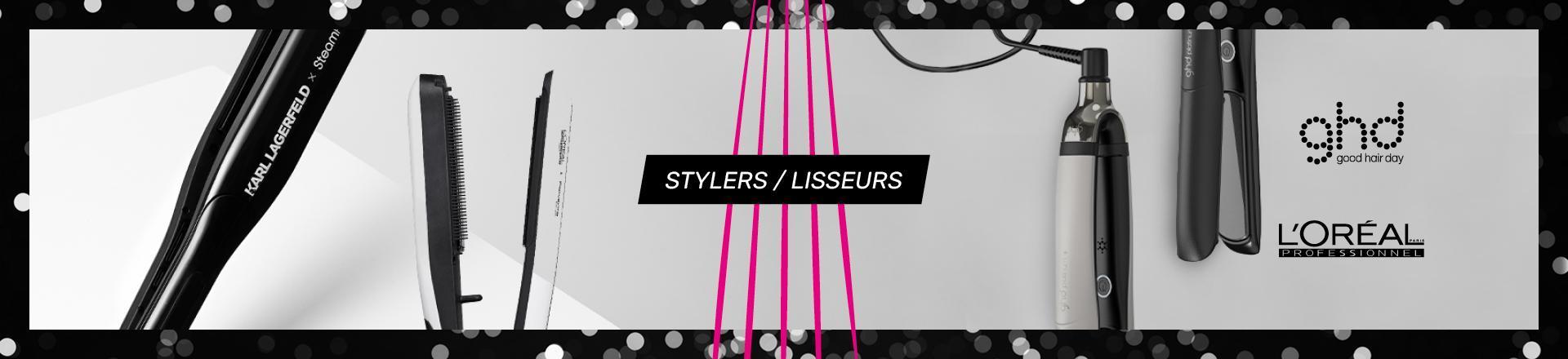 Stylers / Lisseurs